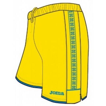Игровые шорты сборной Украины по футболу Joma FFU105011.17