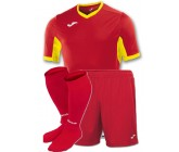 Комплект футбольной формы Joma CHAMPION IV 100683.609(футболка+шорты+гетры)