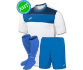 Комплект футбольной формы Joma CREW(футболка+шорты+гетры) 100224.207