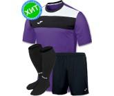 Комплект футбольной формы Joma CREW(футболка+шорты+гетры)100224.550