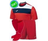 Комплект футбольной формы Joma CREW(футболка+шорты+гетры)100224.600-1