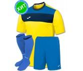 Комплект футбольной формы Joma CREW(футболка+шорты+гетры)100224.900-1