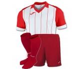 Комплект футбольной формы Joma GRADA 100680.206(футболка+шорты+гетры)