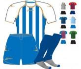 Комплект футбольной формы Legea DUBAI (футболка+шорты+гетры)