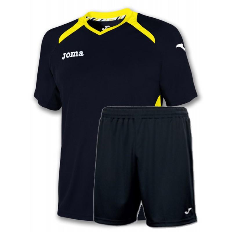Футбольная форма Joma Champion II   Форма чорно-жовта Joma CHAMPION ... 46cf215fe79af