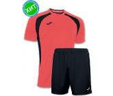 Комплект футбольной формы Joma CHAMPION III футболка и шорты 100014-4333