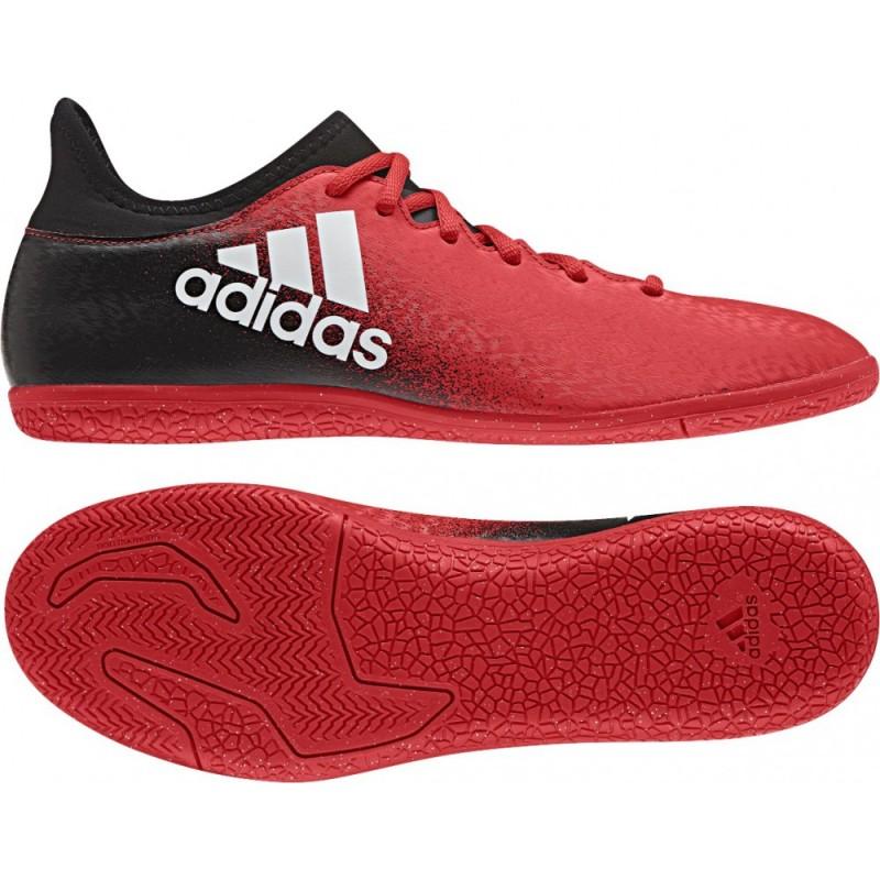 ae0fb99a2ce1 Обувь для футзала Adidas   Футзалки Adidas X 16.3 IN BB5676 СУПЕР ...