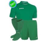 Акция! Комплект футбольной формы Joma Rival 100004.450 футболка, шорты, гетры