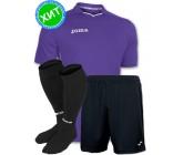 Акция! Комплект футбольной формы Joma Rival 100004.550 футболка, шорты, гетры