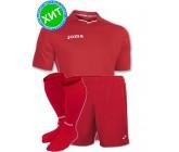 Акция! Комплект футбольной формы Joma Rival 100004.600футболка, шорты, гетры