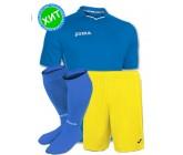 Акция! Комплект футбольной формы Joma Rival 100004.700 футболка, шорты, гетры