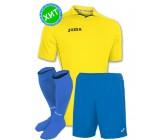 Акция! Комплект футбольной формы Joma Rival 100004.900 футболка, шорты, гетры