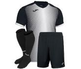 Комплект футбольной формы Joma SUPERNOVA 101284.102(футболка+шорты+гетры)