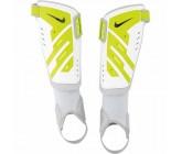 Щитки футбольные Nike Protegga Shield JR/L желтые