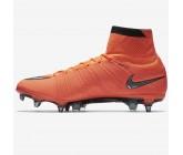 Бутсы Nike Superfly SG Pro красные