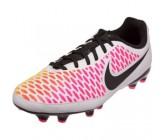 Бутсы детские Nike JR Magista Onda FG бело-розовые
