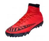 Сороконожки Nike MercurialX Proximo TF красные