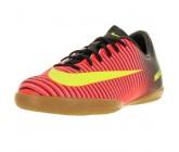 Детские футзалки Nike JR Mercurial Victory IC красно-черные