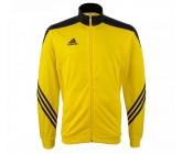 Олимпийка Adidas JR Sereno-14 желтая