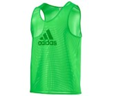 Манишка Adidas TRAINING BIB 14 F82135 зеленая
