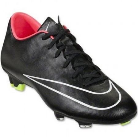 7fec004b Футбольные бутсы : Купить бутсы Nike Mercurial Victory V FG черные ...