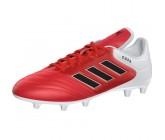 Футбольные бутсы Adidas Copa 17.3 FG красные