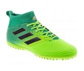 Сороконожки Adidas Ace 17.3 Primemesh зелено-бирюзовые