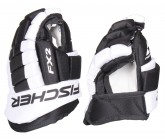 Рукавиці хокейні Fischer Hockey FX2 Gloves Black/White 12