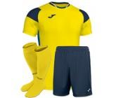 Комплект футбольной формы Joma CREW III 101269.907-2(футболка+шорты+гетры)