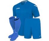 Акция! Комплект футбольной формы Joma Fit One(футболка+шорты+гетры) синя FIT ONE 1199.98.005