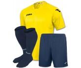 Акция! Комплект футбольной формы Joma Fit One(футболка+шорты+гетры) жовта FIT ONE 1199.98.006
