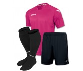 Акция! Комплект футбольной формы Joma Fit One(футболка+шорты+гетры) рожева FIT ONE 1199.98.025