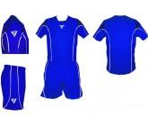 Футбольная форма Titar Ultra синяя