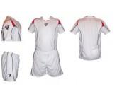 Футбольная форма Titar Ultra бело-красная