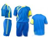 Футбольная форма Titar tiro синяя