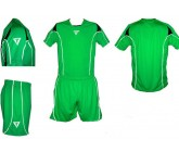 Футбольная форма Titar Ultra зеленая
