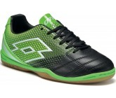 Футзалки детские SPIDER 700 XIII ID JR (S4017) BLACK/MINT FLUO