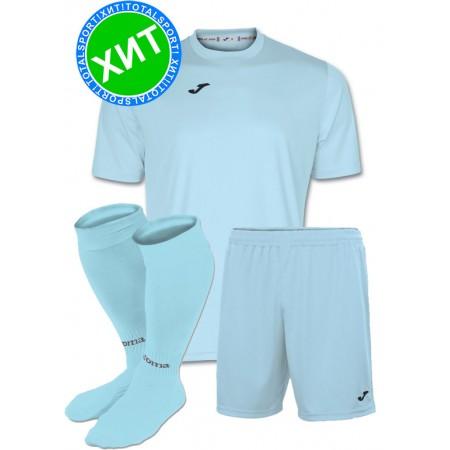 Акция! Комплект футбольной формы Joma Combi(футболка+шорты+гетры)  100052.350 - c9c51fb601d