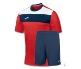 Комплект футбольной формы Joma CREW(футболка+шорты) 100224.600