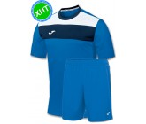 Комплект футбольной формы Joma CREW(футболка+шорты) 100224.700