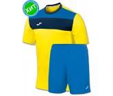 Комплект футбольной формы Joma CREW(футболка+шорты) 100224.900-1