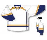 Хоккейный свитер Pro HOCKEY-H550D-NAS872D-JERSEY
