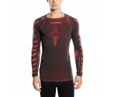 Реглан Hummel HERO BASELAYER MEN LS JERSEY коричневый 003-547-1040