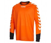 Вратарская кофта Hummel Essential Goalkeeper Jersey оранжевая 004-087-5076