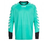 Вратарская кофта детская Hummel Essential Goalkeeper Jersey голубая 104-087-6605