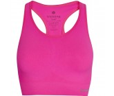 Топ Hummel SUE SEAMLESS SPORTS TOP розовый 009-533-3888