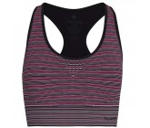 Топ Hummel SIA SEAMLESS SPORTS TOP фиолетовый 009-781-3596