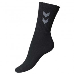 Носки Hummel 3-Pack Basic Sock черные 022-030-2001