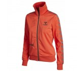 Олимпийка Hummel CLASSIC BEE WOMENS ZIP оранжевая 036-320-3436