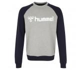Реглан Hummel Classic Bee Crew серый 036-800-7666